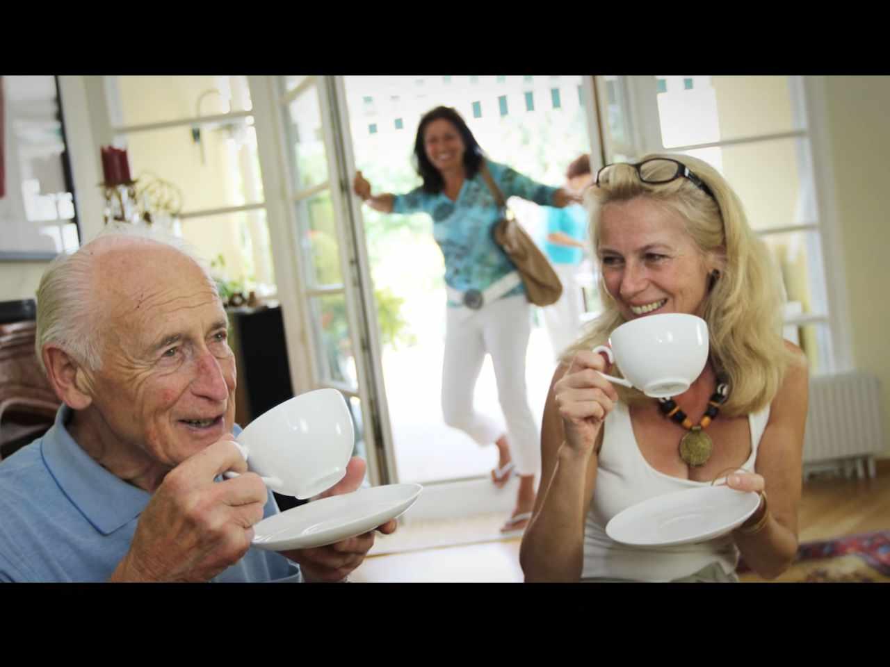 Lebens Werte Seniorenbetreuung