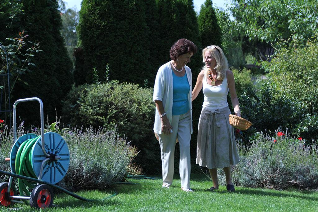 Demenz Seniorenbetreuung