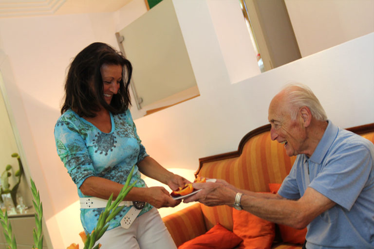 Senioren Alltagsbetreuung